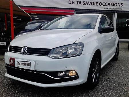 Volkswagen Polo 1.4 TDI 90ch Cup 5p