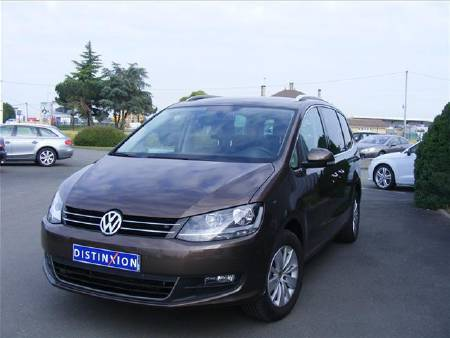 Volkswagen Sharan 2.0 TDI 140 FAP BlueMotion Technology Co