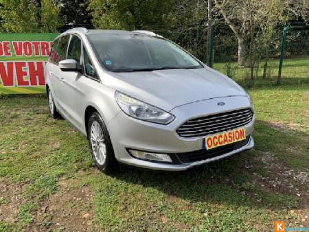 Ford GALAXY 2.0 Tdci 150 Sets Titanium