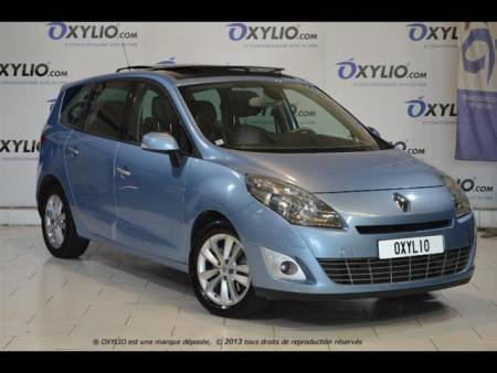 Renault Grand scenic III 2.0 Dci 160 Jade 5 Places