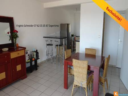 Appartement 2 pieces 52m2 terrasse