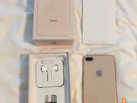 Iphone 8plus gold