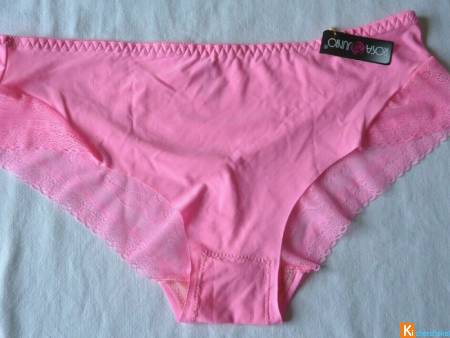 Culotte rose taille XL neuf rosa junio (347)