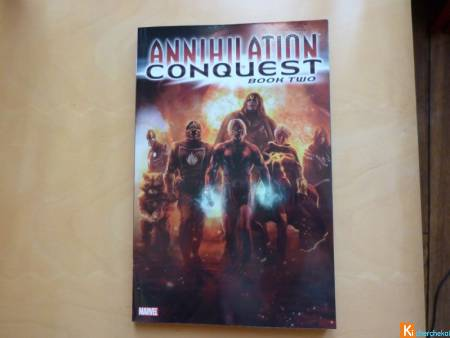 Marvel / Annihilation Conquest - book II