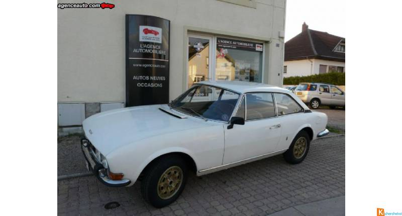 Peugeot 504 2.0 Injection