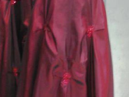 robe de ceremonie adulte