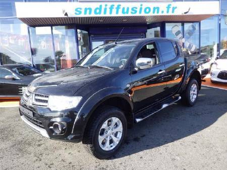 Mitsubishi L200 2.5 DI-D 178 DOUBLE CAB INTENSE PLUS