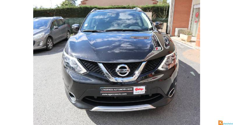 Nissan QASHQAI 1.6 Dci 130 Xtronic Black Edition