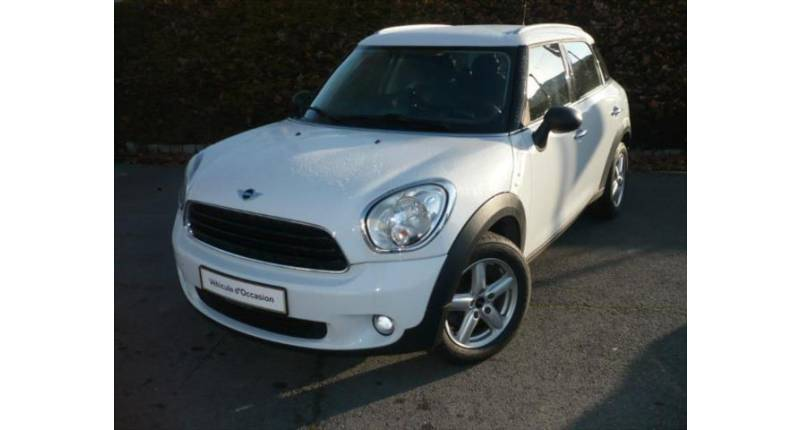 Mini Countryman One D Pack Salt