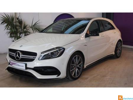 Mercedes CLASSE A A 45 - Bv Speedshift Dct Amg 381 Cv  Berline - Bm 176 Amg 4-matic Phase 2