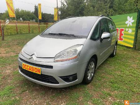 Citroen GRAND C4 PICASSO Hdi 110 Fap Airdream Pack Ambiance Bmp6