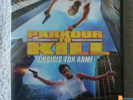 DVD Parkour to kill Choisis ton arme neuf