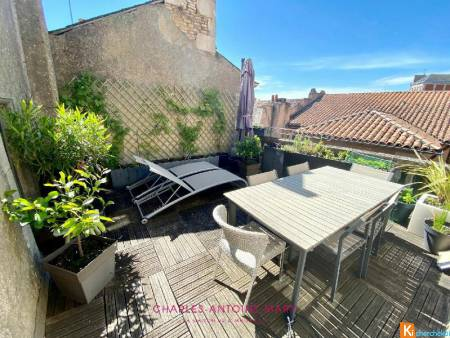 APPARTEMENT POITIERS / HYPER-CENTRE / 140 m2