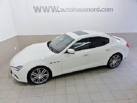 Maserati Ghibli S Q4 Business