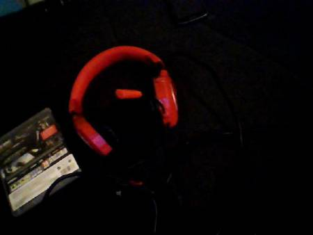 Casque Triton, call of duty