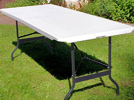 Grande Table Pliante 180cm