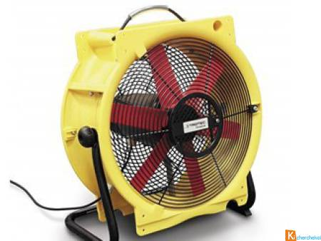 Ventilateur-Extracteur Professionnel de Chantier_