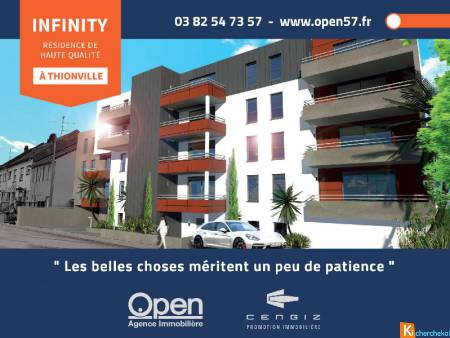 THIONVILLE - RÉSIDENCE INFINITY