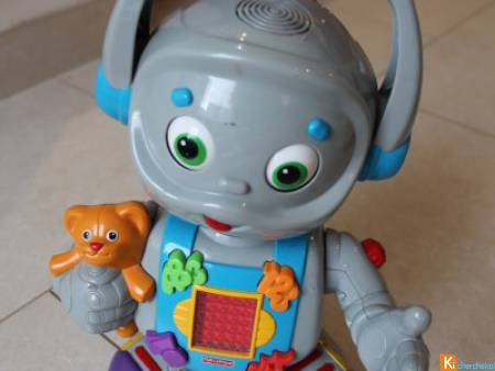 Tobby le robot / Fisher Price
