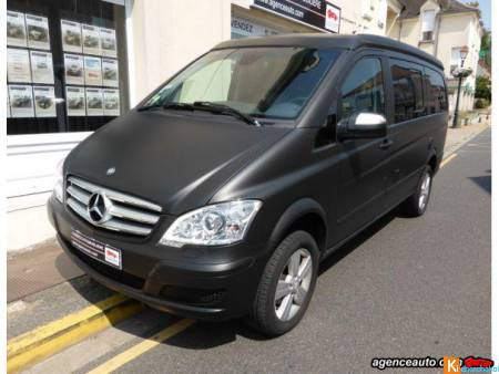 Mercedes Viano 2.2 Cdi  Marco Polo 4matic Bva Full Options!