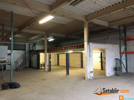 LOCAL PRO 345 m² - Noisy-le-Grand