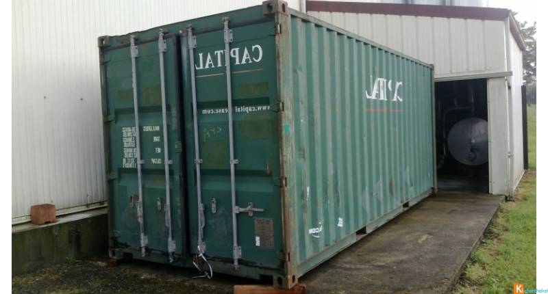 container maritime 20/40 pieds DRY occasion