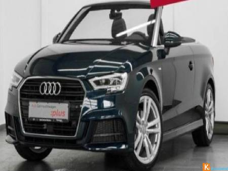 Audi A3 Cabriolet 2.0 Tdi 150ch S Line
