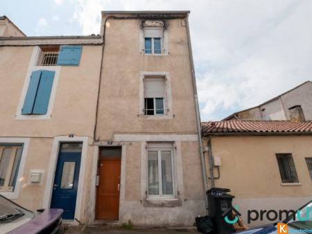 Immeuble de 100m² : 3 appartements en location - Villeneuve-sur-Lot