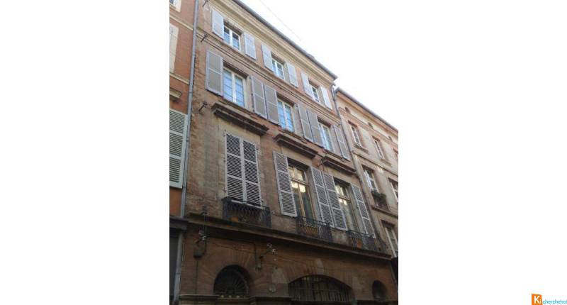 Appartement - Esquirol - TOULOUSE