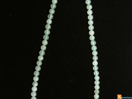 Collier de Jade de Chine