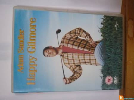 DVD - Happy Gilmore