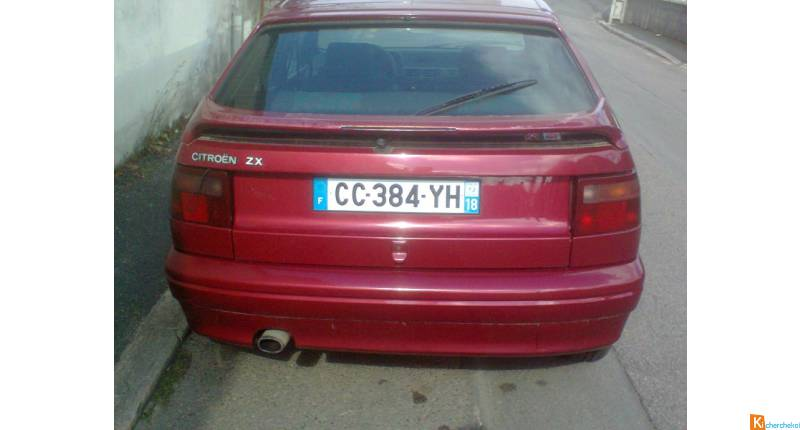Citroën ZX (Turbo D)