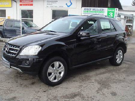 Mercedes-Benz M-Klasse ML 350 CDI 4-Matic**7G-TRON