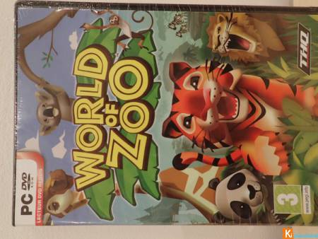 Jeu PC NEUF - World Of Zoo - Hits Collection