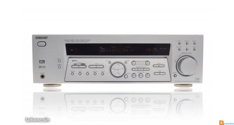 Sony str-de485e Digital Audio/vidéo Amplificateur/