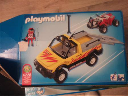 voiture playmobile