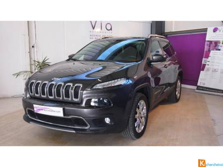 JEEP CHEROKEE 2.0 Multijet - 170 - Bva 4x4 Active Drive I 2014  2014 Limited Phase 1