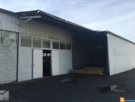 LOCAL D'ACTIVITES 360 m2 - LES ROCHES PREMARIES