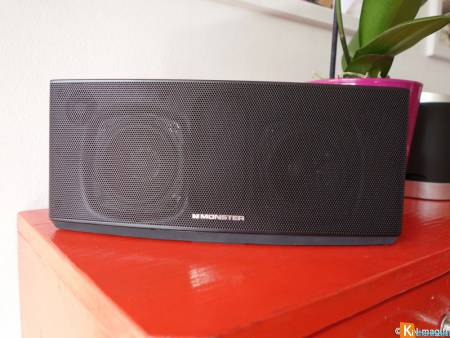 Enceinte Sans Fil MONSTER STREAMECAST S1