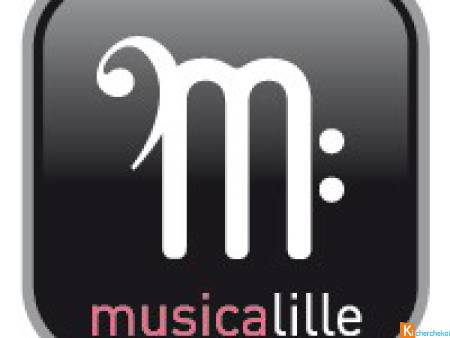 Stage musicaux d'avril à Musicalille