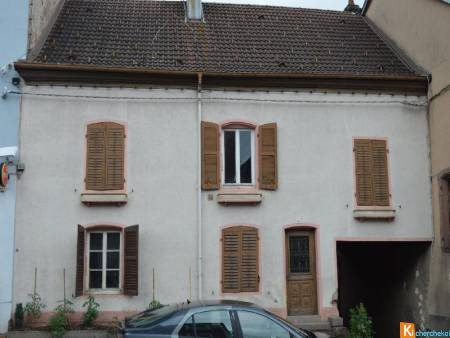 SGB IMMO vous propose : MAISON A RENOVER