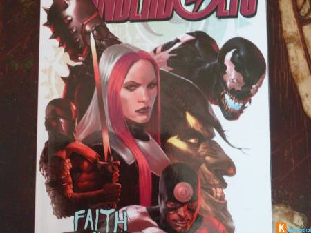 Marvel / Thunderbolts - Faith in monsters