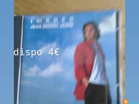cd jean michel jarre