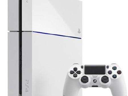 Sony Ps4 500 Go Blanche