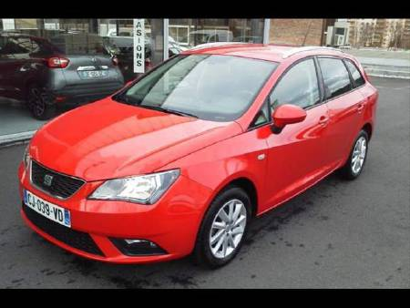 Seat Ibiza ST 1.6 TDI CR 90 FAP Style Break