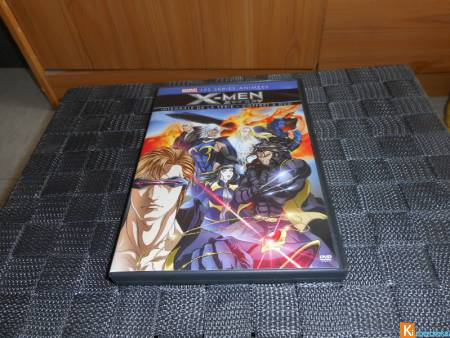 DVD X-Men, série animée