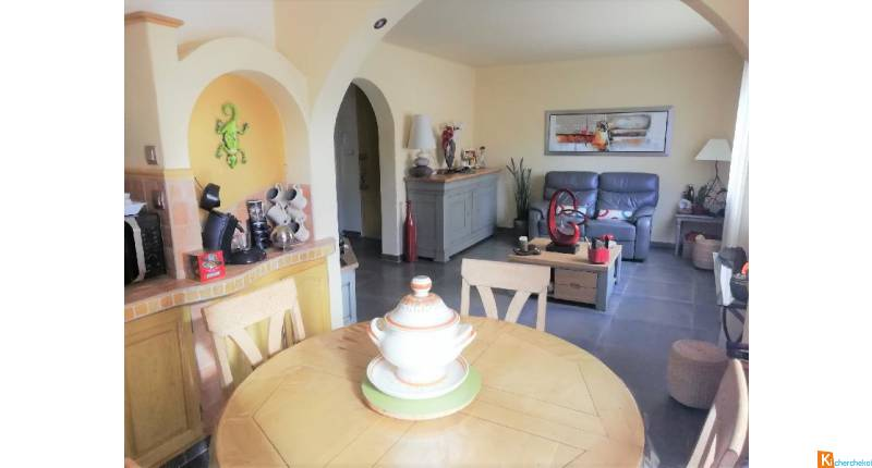 VENTE - APPARTEMENT - 3 PIECES - ALES