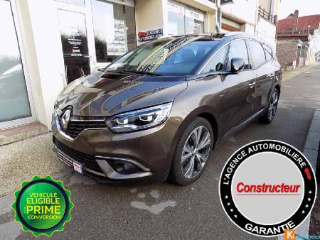 Renault Grand Scenic 1.6 Dci 160 Intens Bose Edc 7 Places