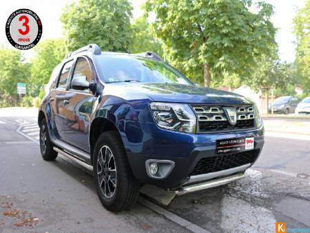 Dacia DUSTER Duster Dci 110ch 4x2  Steel 1er Main