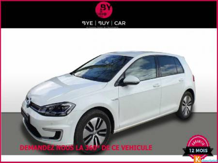 Volkswagen GOLF E- Vii Berline Phase 2 Bva 138 Cv